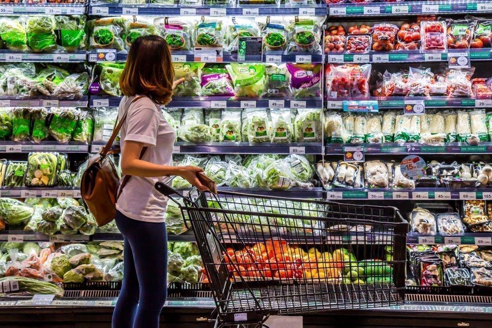 Supermarket Shelf Space